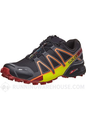 Salomon Speedcross 4 Cs Bk/Magnet