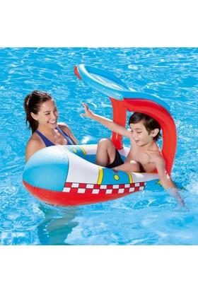 Bestway Bot Gölgelikli Gemili Baby Float