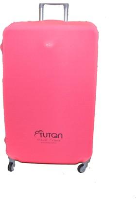 TutQn Valiz Kılıfı M/L (Büyük ve Orta Boy Uyumlu)