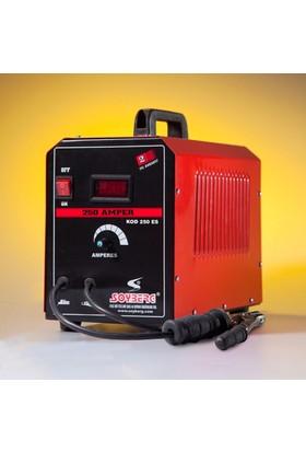 Soyberg 250 Es Çanta Kaynak Makinası Dijital Ekran Yerli Üretim