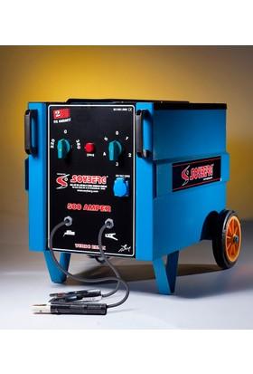 Soyberg 500 Amper Ark Kaynak Makinası