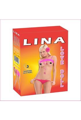 Hizliexpress Lina 3 İşlevli Şişme Bebek Manken Ekonomik Şişme Kadın