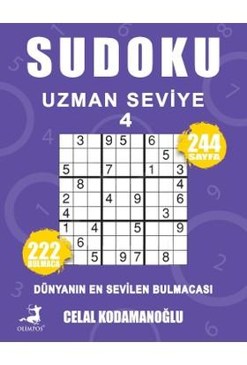 Sudoku Uzman Seviye-4 - Celal Kodomanoğlu