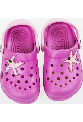 Soobe Kız Çocuk Crocs Terlik SBAKCSDLT1406_15-2216