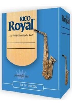 Rico Royal Tek Alto Saksafon Kamışı 1 No