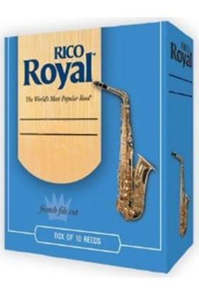 Rico Royal Tek Alto Saksafon Kamışı 3 No