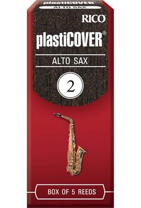 Rico Alto Sax 2 No Plastic Kamış (Tek)