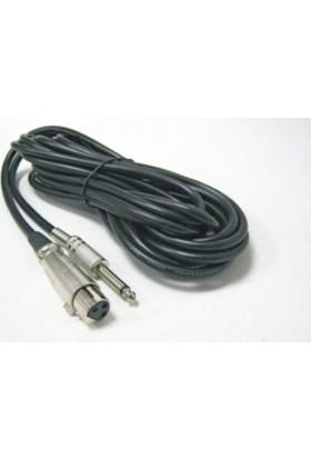 Fugue Fl-08 Mikrofon Kablosu