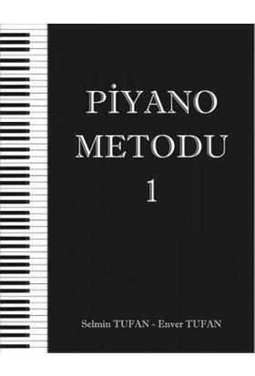 Enver Tufan Piyano Metodu 1