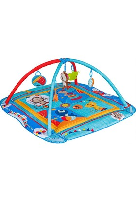 Baby2go 6206 Oyun Minderi Mavi