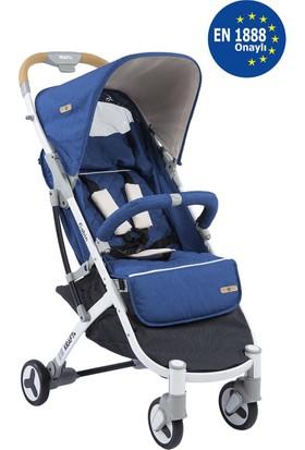 Kraft Cabin Tek Yönlü Bebek Arabası Mavi