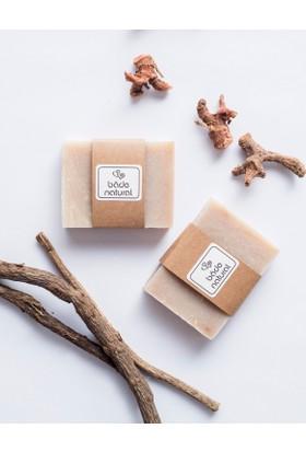 Bade Natural Yağlı Ciltler İçin Vanilyalı Doğal Yüz Sabunu