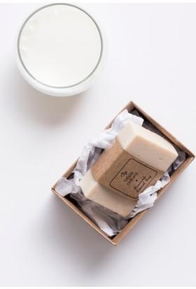 Bade Natural Keçi Sütü Doğal Yüz ve Vücut Sabunu