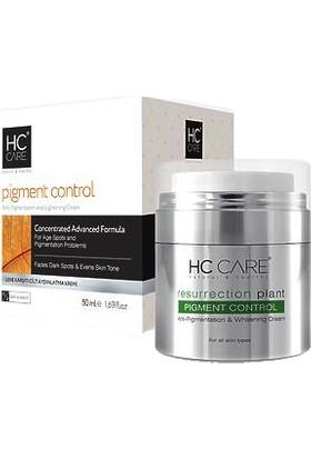 Hc Care Pigment Control Kremi 50 ml.