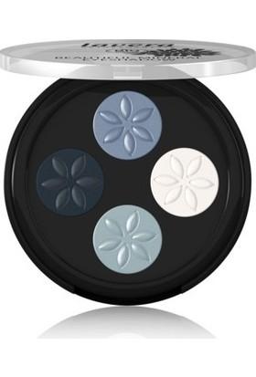Lavera Beautiful Mineral Eye Shadow - Blue Platinum 07 3.2 gr.