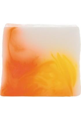 Lolabomb Orange Soda 100 gr Hindistancevizi ve Mandalina Esanslı Sabun