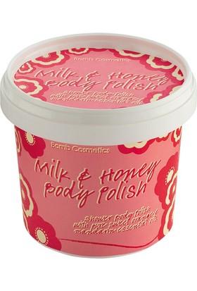 Lolabomb Milk & Honey Vücut Scrub 365 ml.