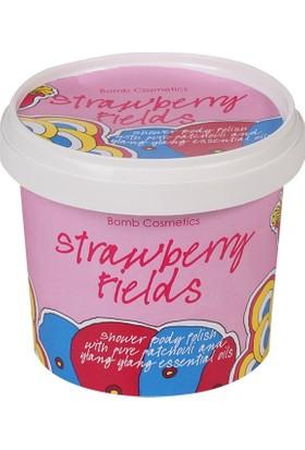 Lolabomb Strawberry Fields Vücut Scrub 365 ml.