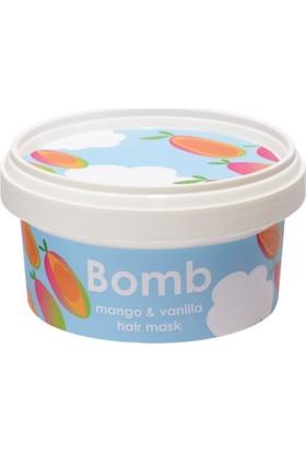 Lolabomb Mango & Vanilya Saç Maskesi 210 ml.