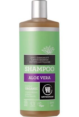 Urtekram Aloe Vera Özlü Şampuan - Kepekli Saçlar İçin 500 ml.