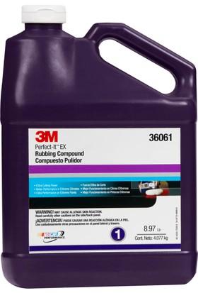 3M™ PN36061 Perfect-it III Adım 1 Extra Yüksek Performans Pasta 3,78 lt