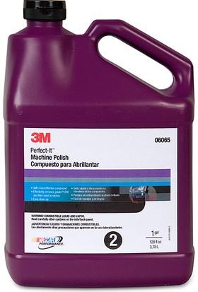 3M™ PN06065 Perfect-it III Adım 2 Makine Cilası 3,78 lt