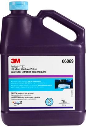 3M™ PN06069 Perfect-it III Adım 3 Ultra Boya Koruma Cilası ve Hare Giderici 3,78 lt