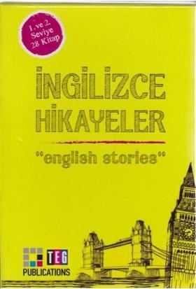 İngilizce Hikayeler 1. ve 2. Seviye 28 Kitap Takım