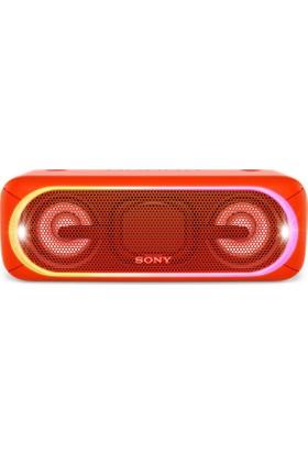 Sony SRSXB40R.EU8 Extra Bass Bluetooth Speaker Kırmızı