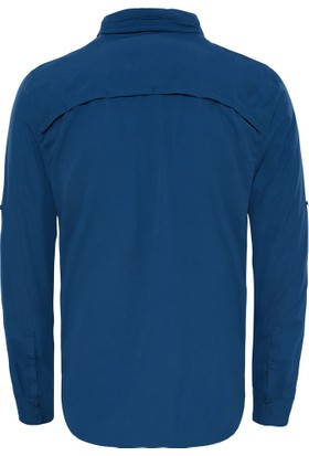 The North Face M L/S Sequoia Shirt Erkek