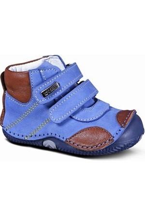 Sanbe 16K305I3007 19 - 23 Deri İlk Adım Ayakkabı Erkek