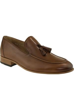 Fosco 7120 Klasik Neolit Taba Erkek Ayakkabı