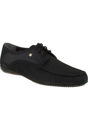 Fosco 7146 Kauçuk Yazlik Lacivert Erkek Ayakkabı