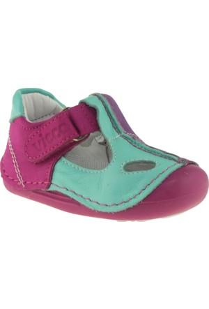 Vicco 918.Z.014 Deri Çocuk Fuşya Çocuk Ayakkabı