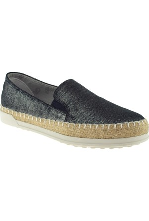 Greyder 51190 Zn Chic Casual Lacivert Bayan Ayakkabı