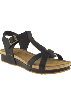 Greyder 50210 Zn Urban Casual Siyah Kadın Sandalet