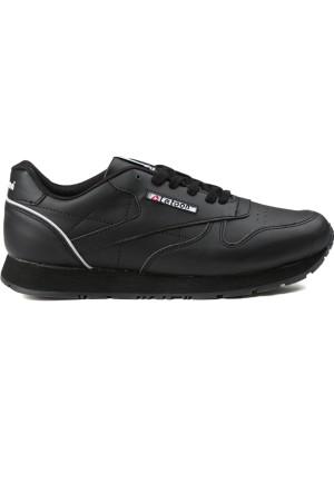 Letoon Siyah Erkek Ayakkabısı Maratons