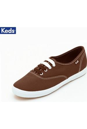 Keds Kadın Ayakkabı Kahverengi WF34950