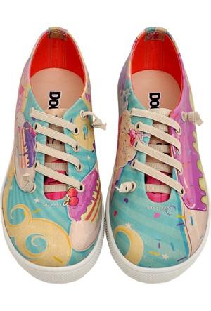 Dogo Sweet Cupcake Sneaker Ayakkabı