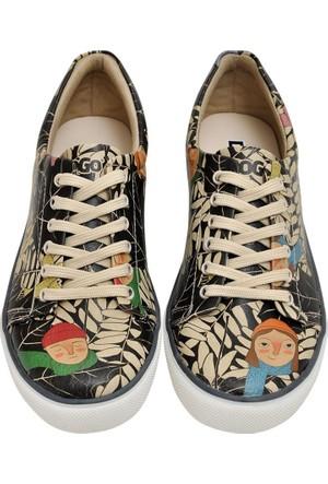 Dogo Leaves Sneaker Ayakkabı