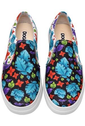 Dogo Blue Leaves Ayakkabı