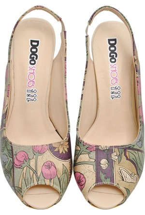 Dogo Art Nouveau Ayakkabı