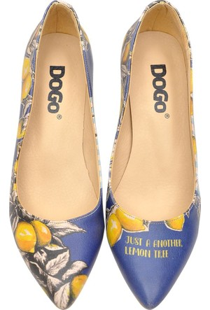 Dogo Lemon Tree Stiletto Ayakkabı