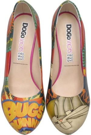 Dogo Ethnic Bugs Bunny Ayakkabı