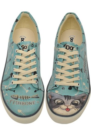 Dogo Fishbone Lover Sneaker Ayakkabı