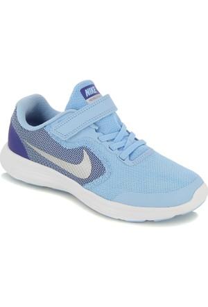 Nıke Kız Çocuk Ayakkabısı Revolution 3 (Ps) Pre-School Shoe 819417-802 819417-402