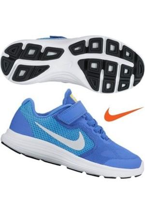 Nıke Kız Çocuk Ayakkabısı Revolution 3 (Ps) Pre-School Shoe 819417-802 819417-403