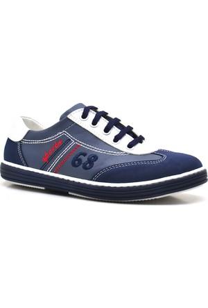 Olgars Fermuarlı Erkek Çocuk Spor Ayakkabı