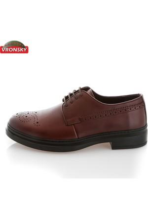 Vronsky Kc 6170 K76 Ceviz Antik Ayakkabı