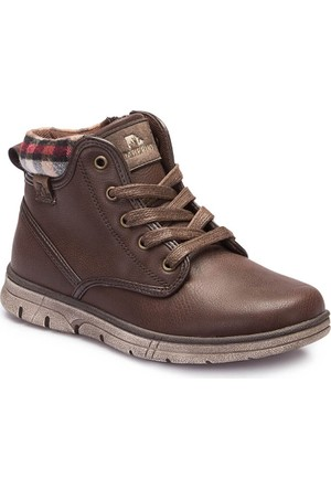 Lumberjack A3374106 Kahverengi Erkek Çocuk Sneaker